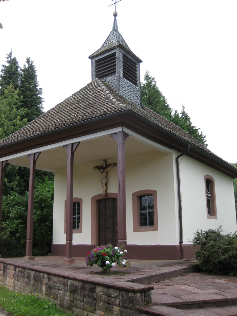 Kapelle in Wernersberg