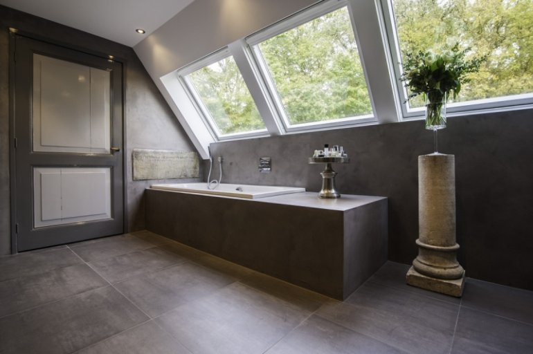 Badkamer Stuc - De website van stucwerkrijnmond te Spijkenisse beal ...