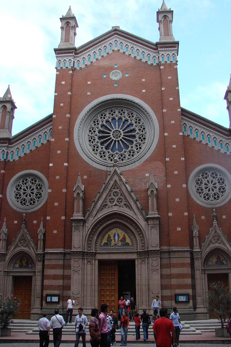 Basilika St. Antonius in der Papst Johannes XXIII. als Bischof von Konstantinopel wirkte