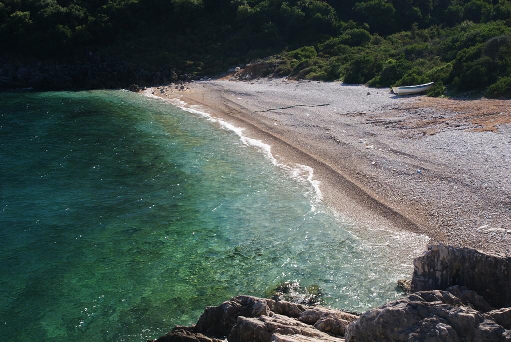 Der Kamina beach ist in fünf Minuten (Auto) zu erreichen