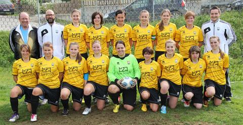 ST Scheyern 1. Damenmannschaft Saison 2013/14