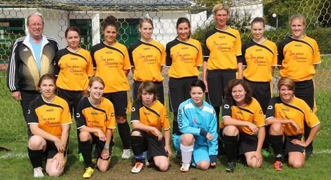 ST Scheyern 2. Damenmannschaft Saison 2013/14