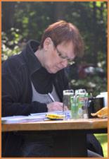 Petra Biallas, Ringschreiberin