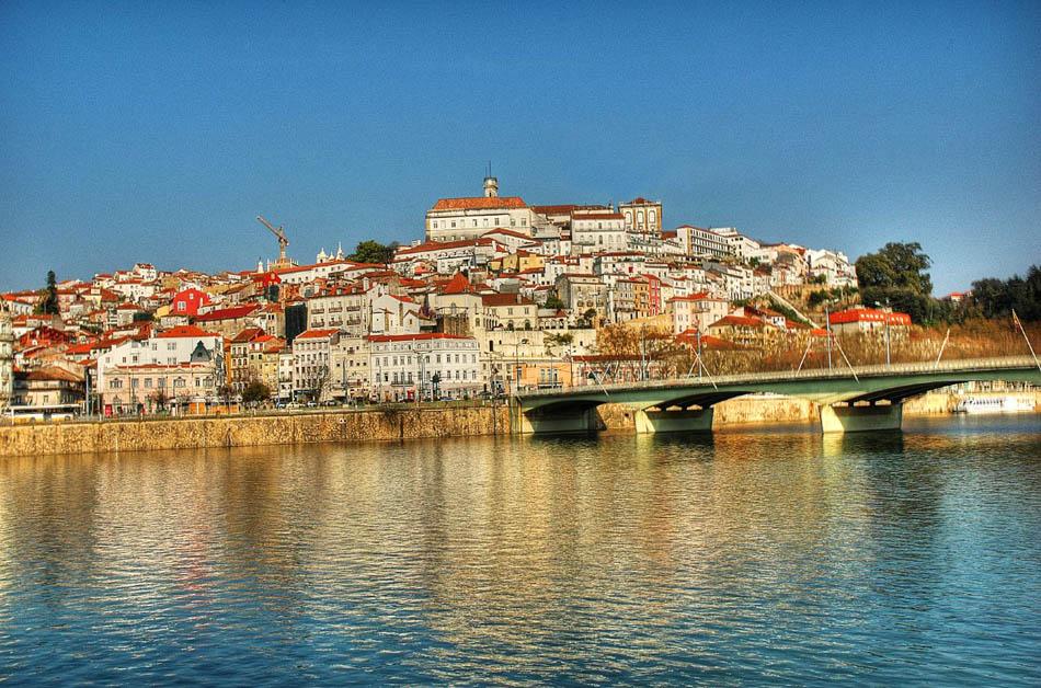 Viaje a Coimbra