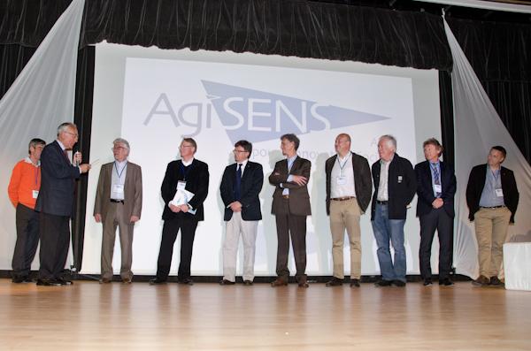 Lors du  Lancement officiel d'AgiSens – 13 mai 2013 – Le manège/Chambéry  (Crédit photos: Cécile Pavia)