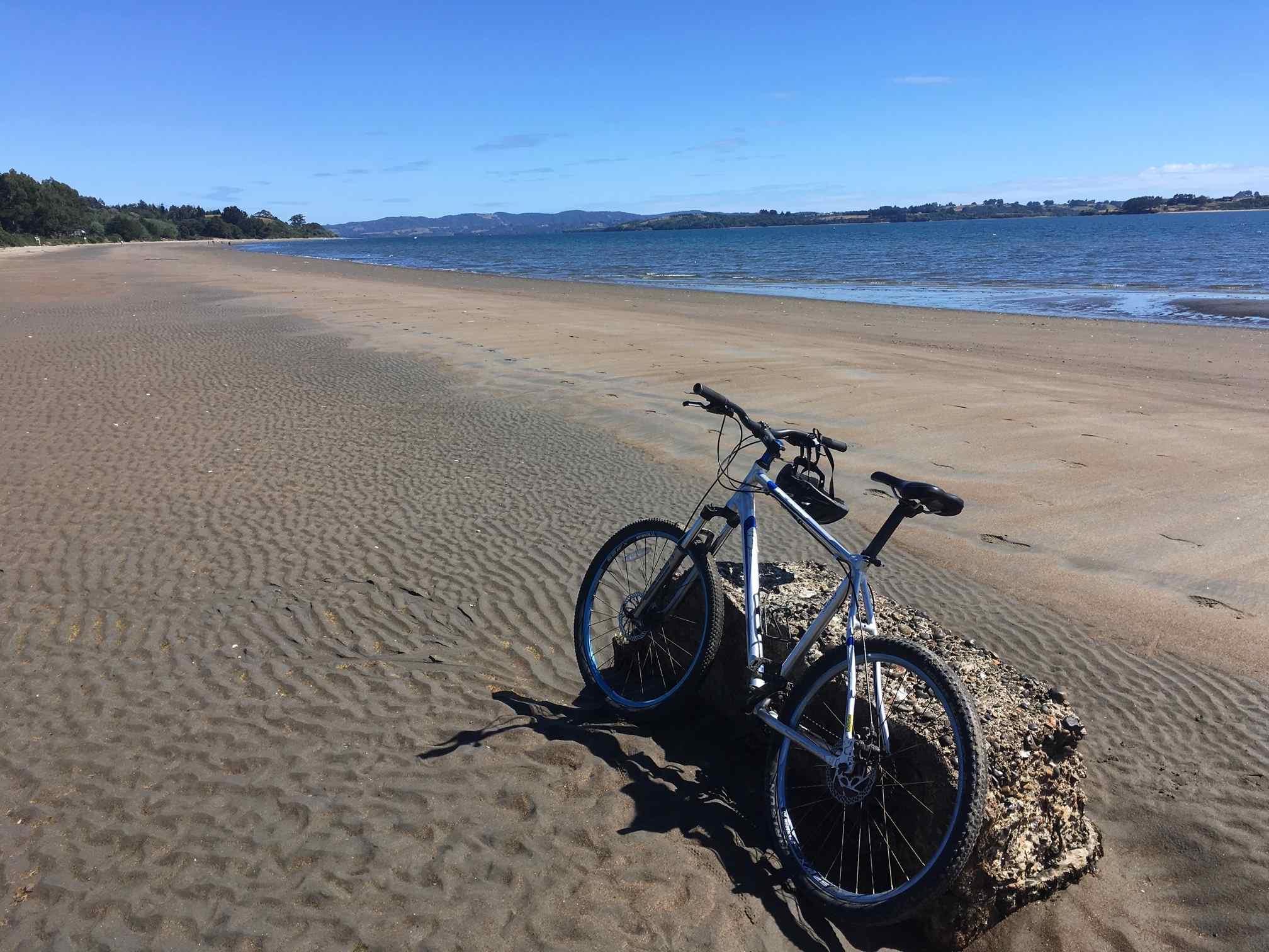 Fahrradverleih in Ancud