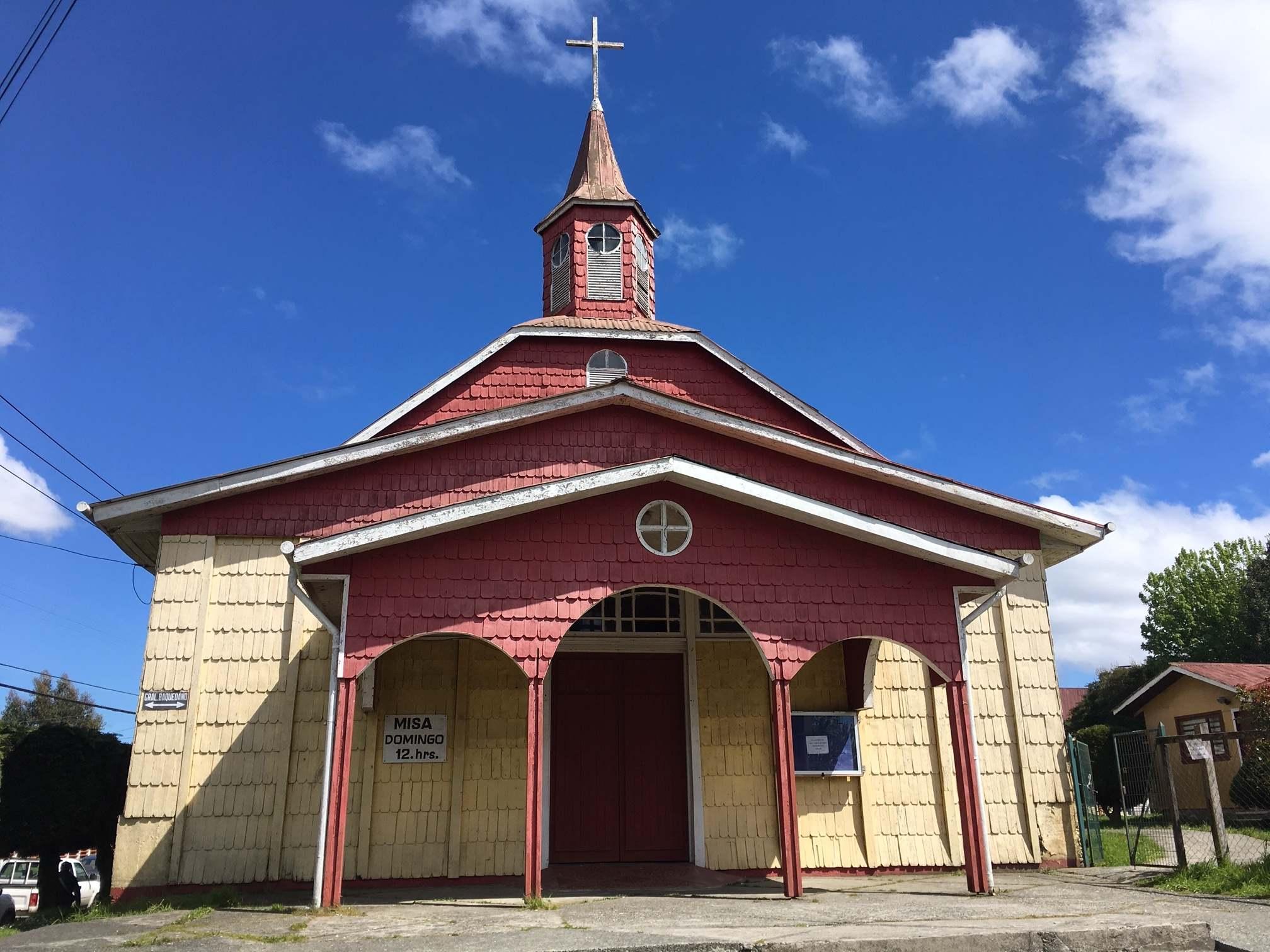 Ruta de las iglesias