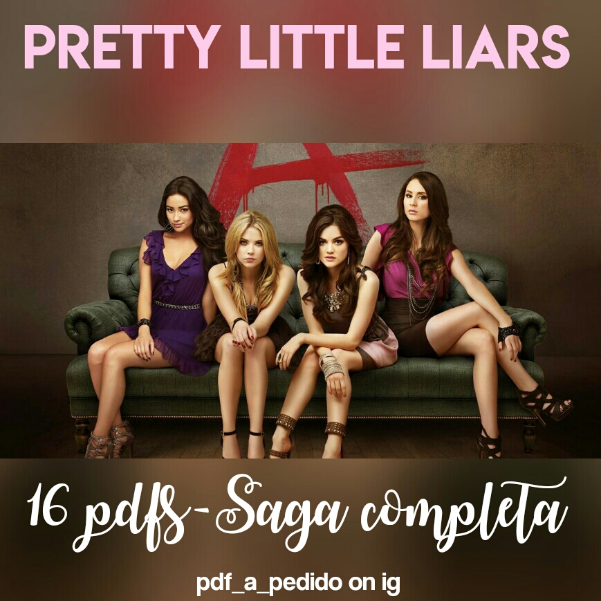 Pretty Little Liars Vicious Epub