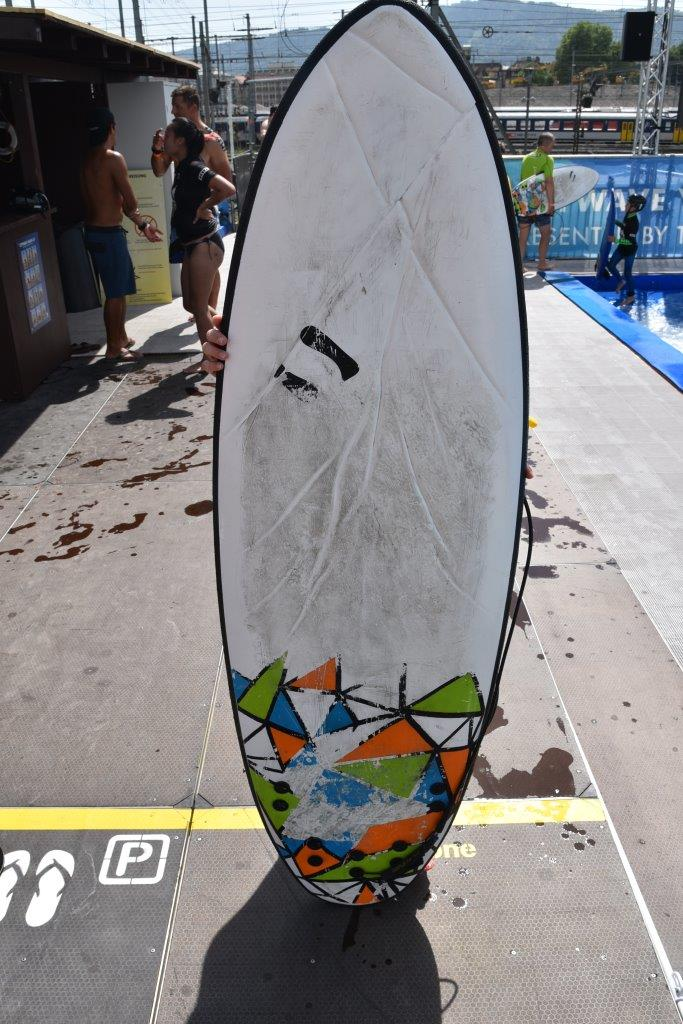"Mein Softech 5'7"" Flash Performance Softboard"