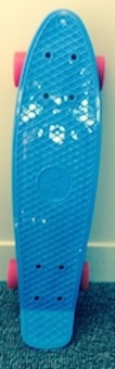 Art eines Penny Boards