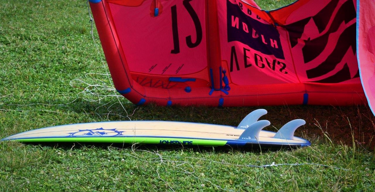 Kite Waveboard oder auch Directional Board genannt