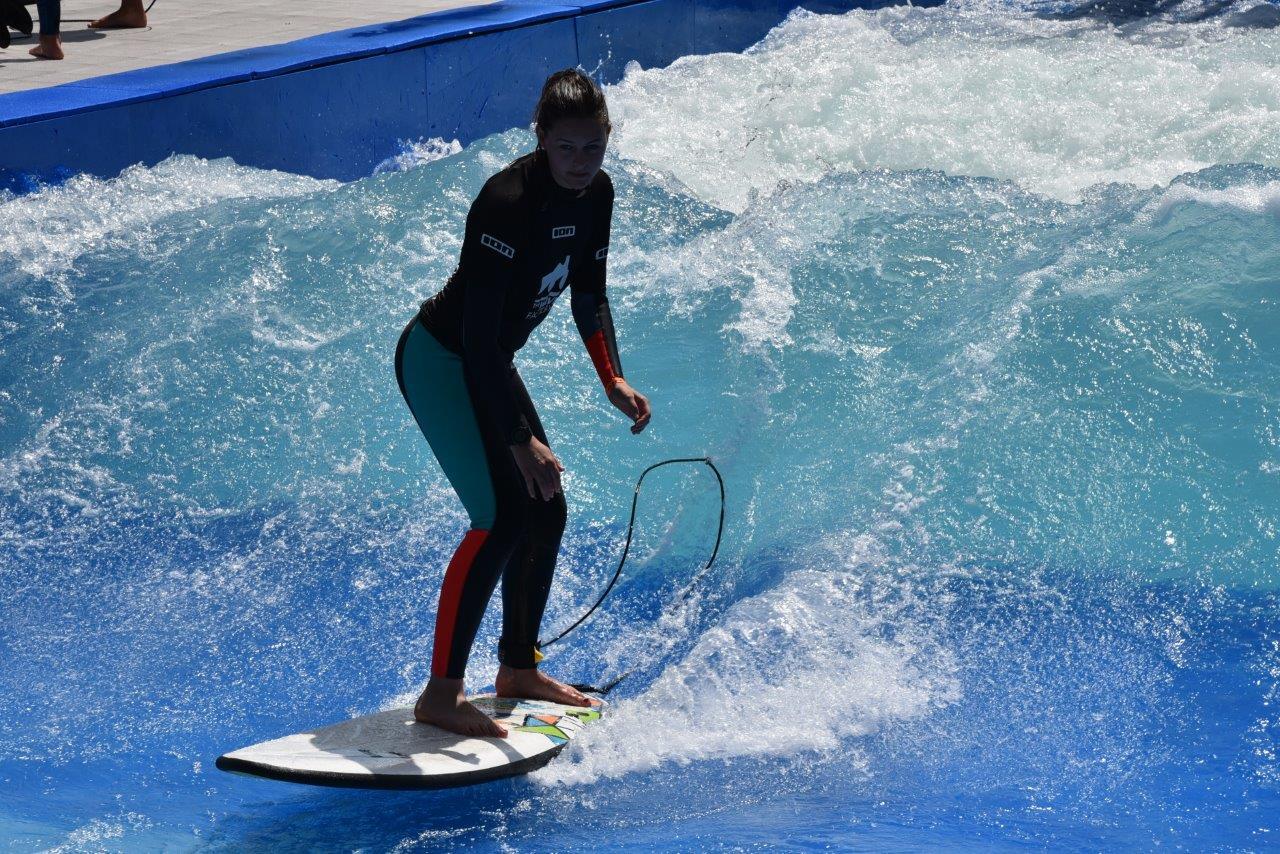 Surfen...