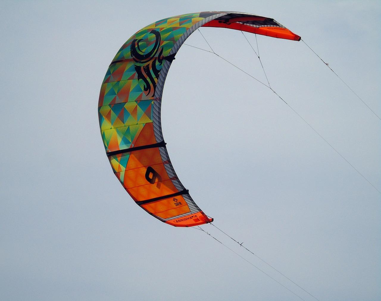 Suche defekte Kites/Windsurfsegel für Recycling Projekte