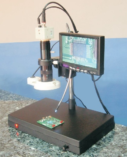 PCB Inspection - Nuline Videoscope - ambitiontech