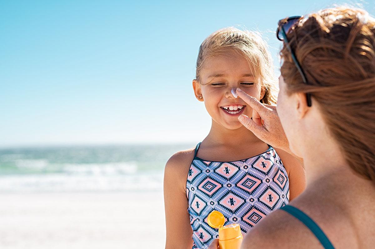 Können Sonnenschutzmittel die Vitamin-D Produktion stören?