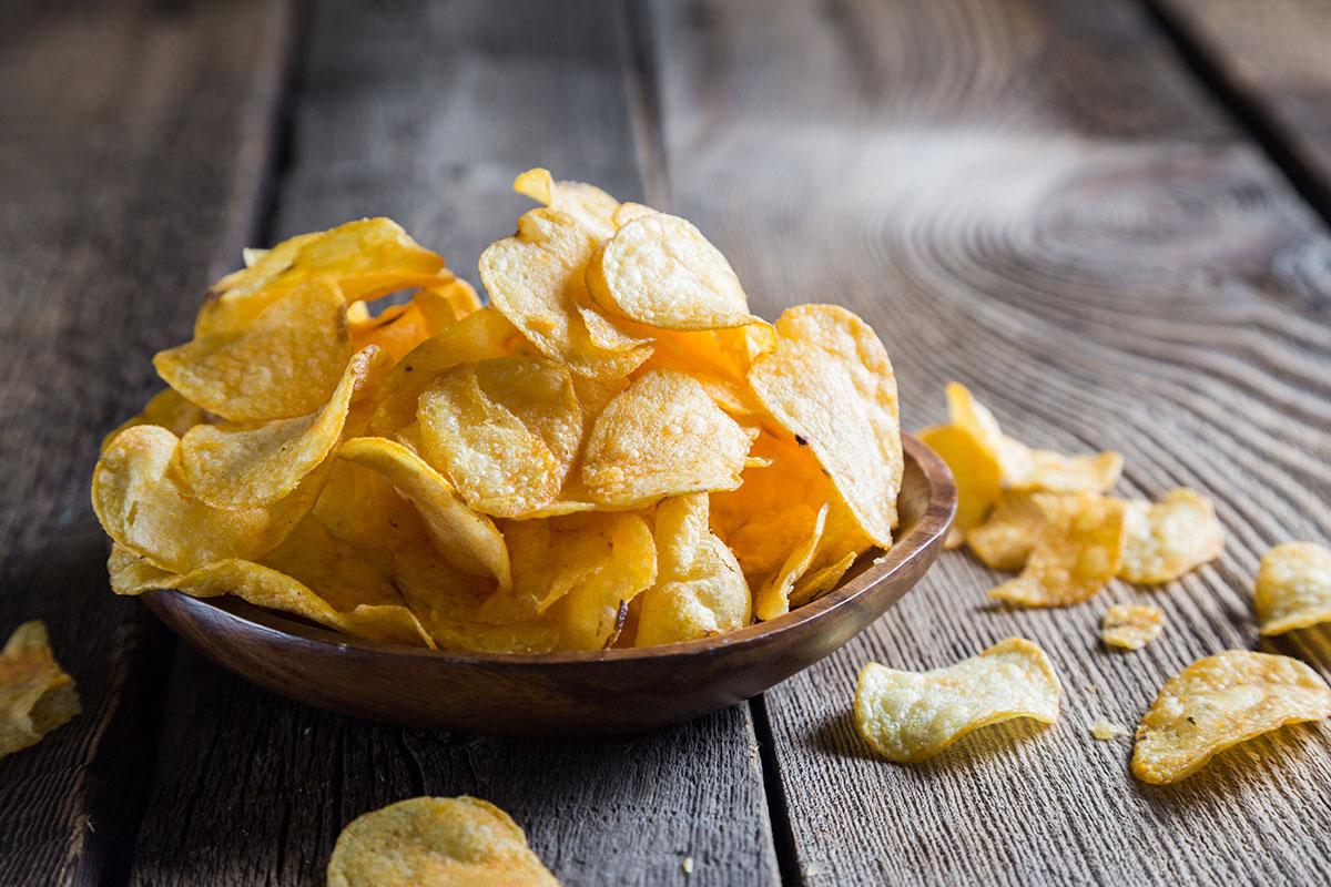 Chips jetzt gesünder?