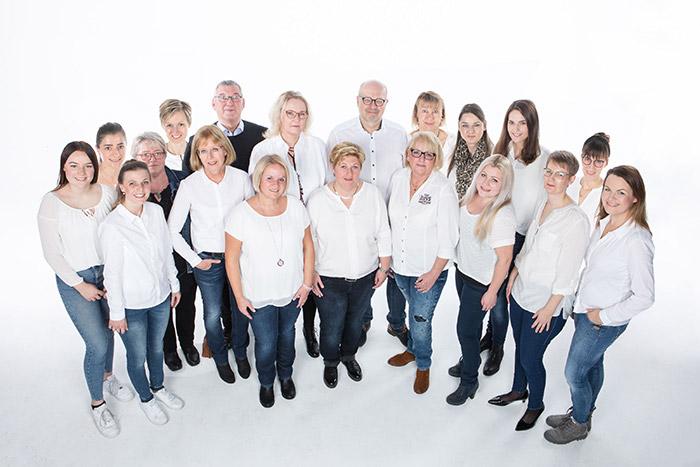 Das Team der Marien-Apotheke in Reken
