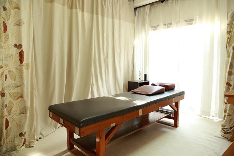 リラックスできる診療室
