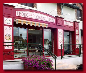 Boucherie charcuterie traiteur. Bourges