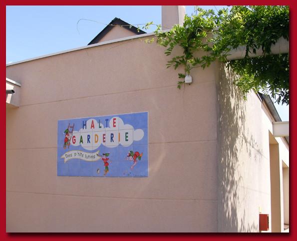 Halte-garderie. Saint-Florent-sur-cher