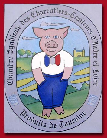 """Détail """"Cochon"""""""