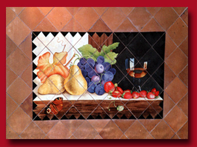 "Composition ""Fruits et armagnac"""
