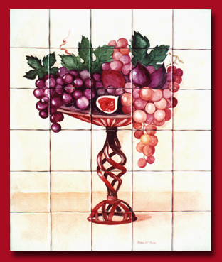"Tableau ""Coupe de fruits"""