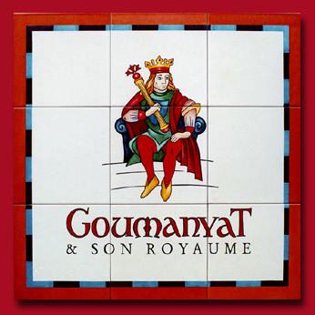 Goumanyat. Paris