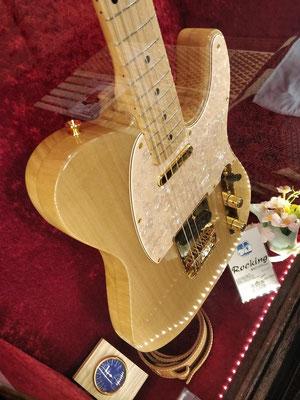 【貴重映像公開】桐ギターを井上銘さまが初弾き!