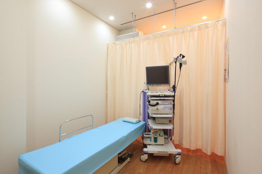 検査室(経鼻内視鏡)