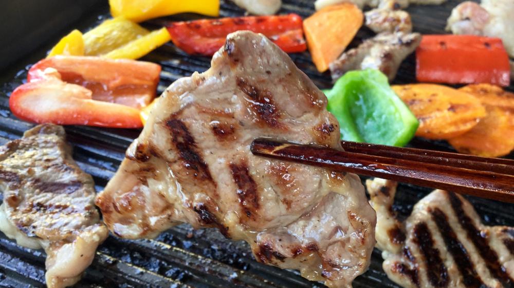肉がやわらかくなるだけではなく、野菜の風味付けにも使えます。