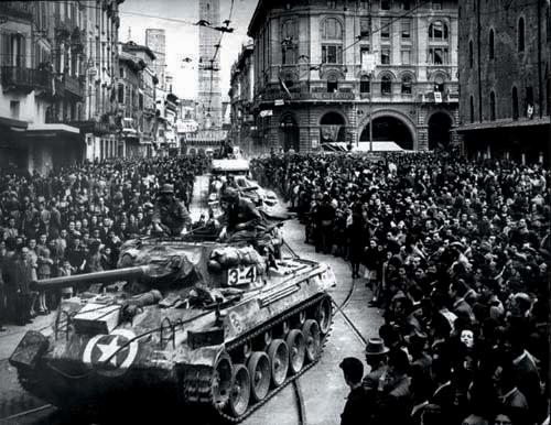 La guerre  39-45 et les partisans