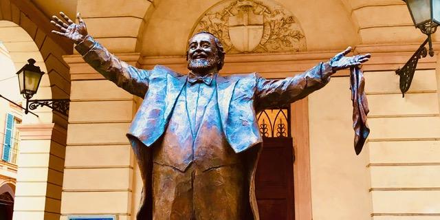 guideinbologna Pavarotti