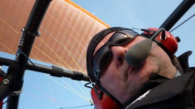 Fluglehrer Sven im Xcitor