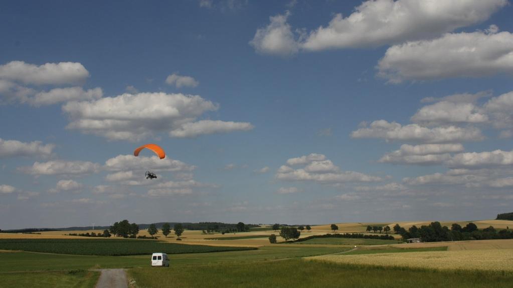 Gleitschirm und Motorflugcenter Rundflug