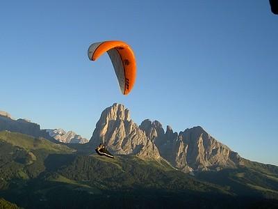 Fliegen in Südtirol