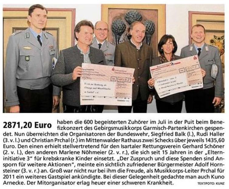 Garmisch-Partenkirchner Tagblatt vom 29.09.2010