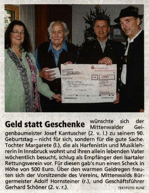 Garmischer Tagblatt