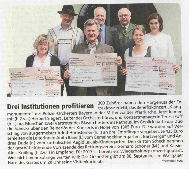 Garmisch-Partenkirchner Tagblatt vom 01.09.2016