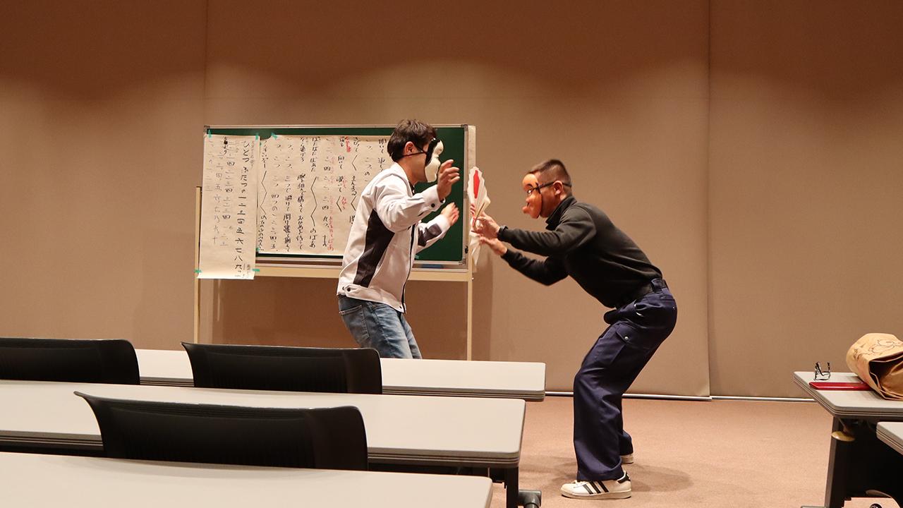 令和元年12月の手古舞練習風景9