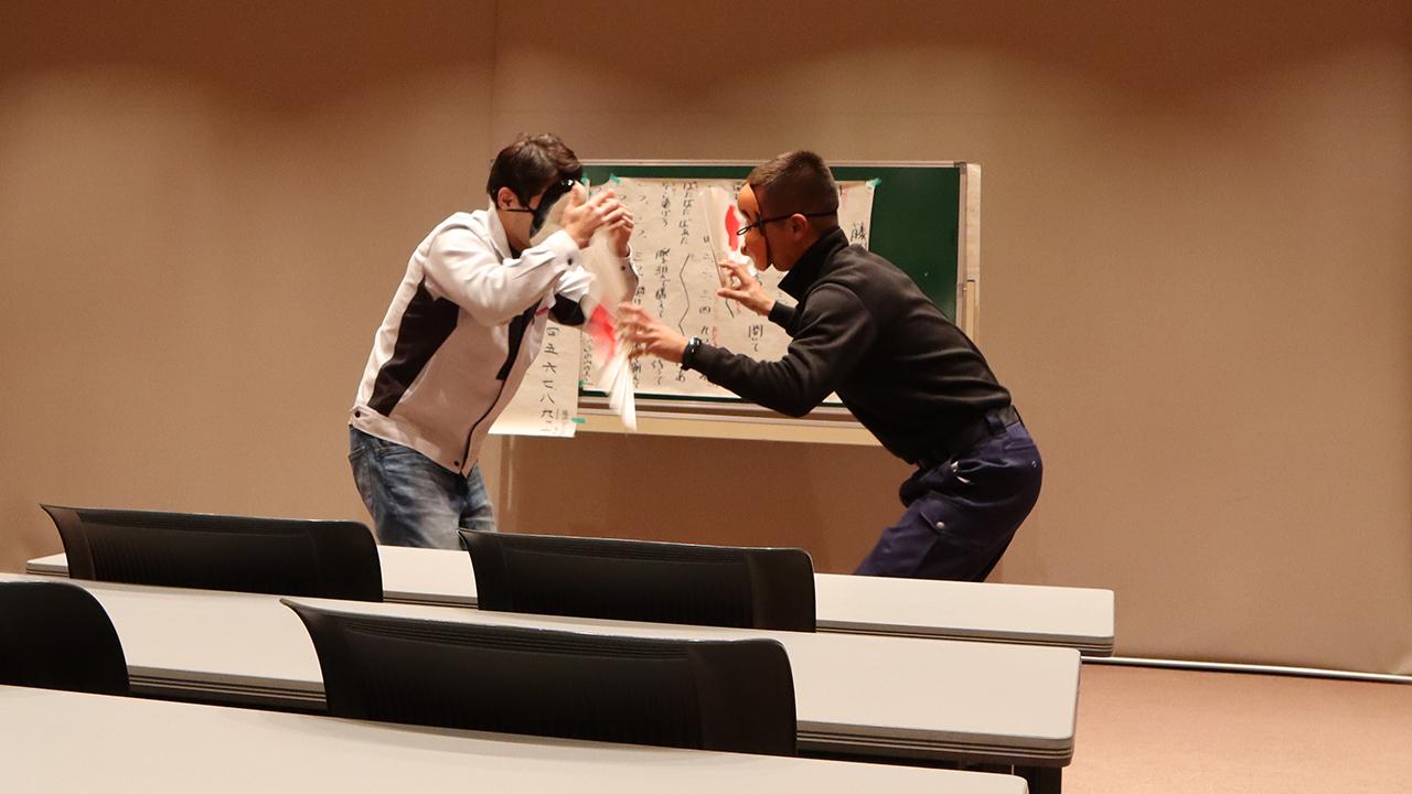 令和元年12月の手古舞練習風景11
