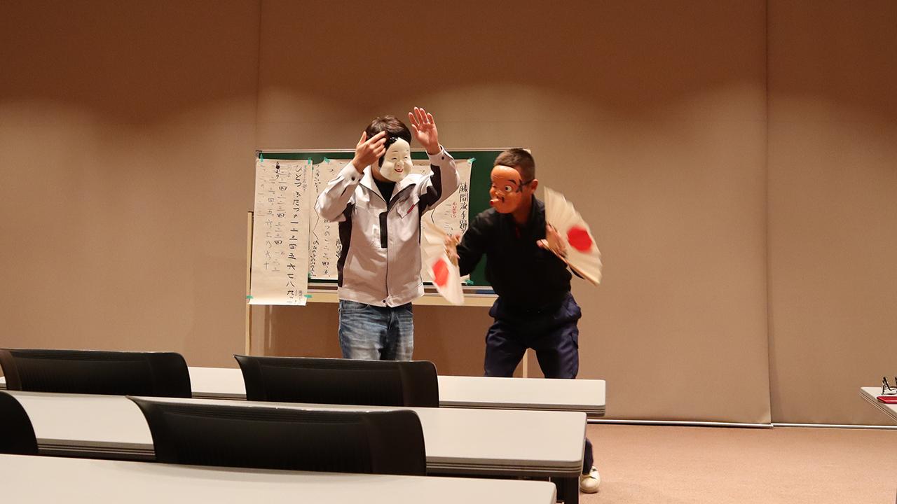 令和元年12月の手古舞練習風景10