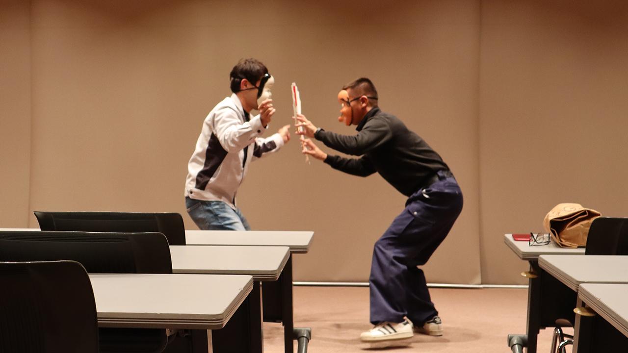 令和元年12月の手古舞練習風景15