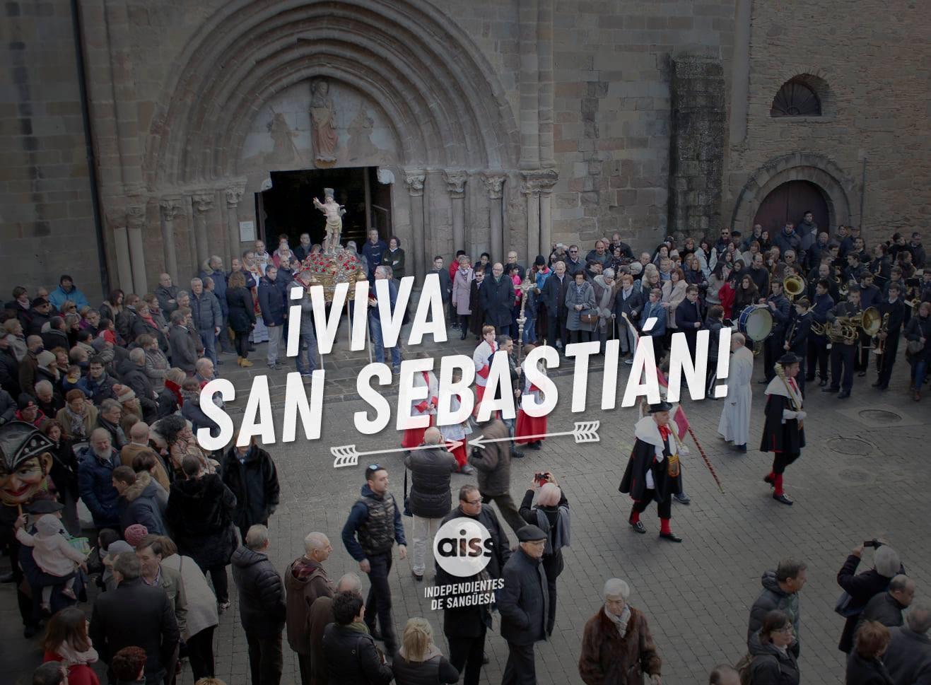 ¡Viva San Sebastián!