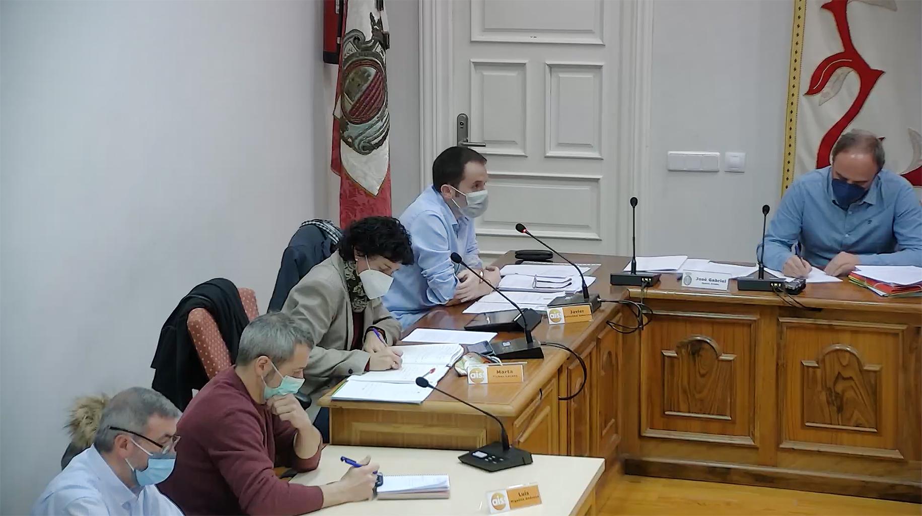 Acuerdo presupuestario 2021 positivo para Sangüesa: responsable ante la crisis y de mayor control y exigencia sobre el equipo de gobierno