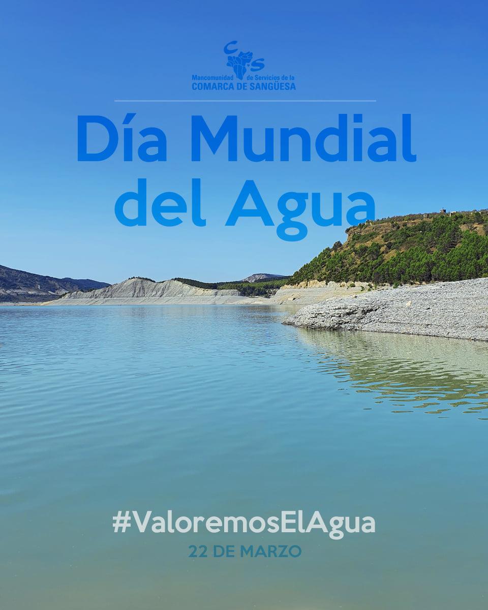 Día Mundial del Agua: #ValoremosElAgua