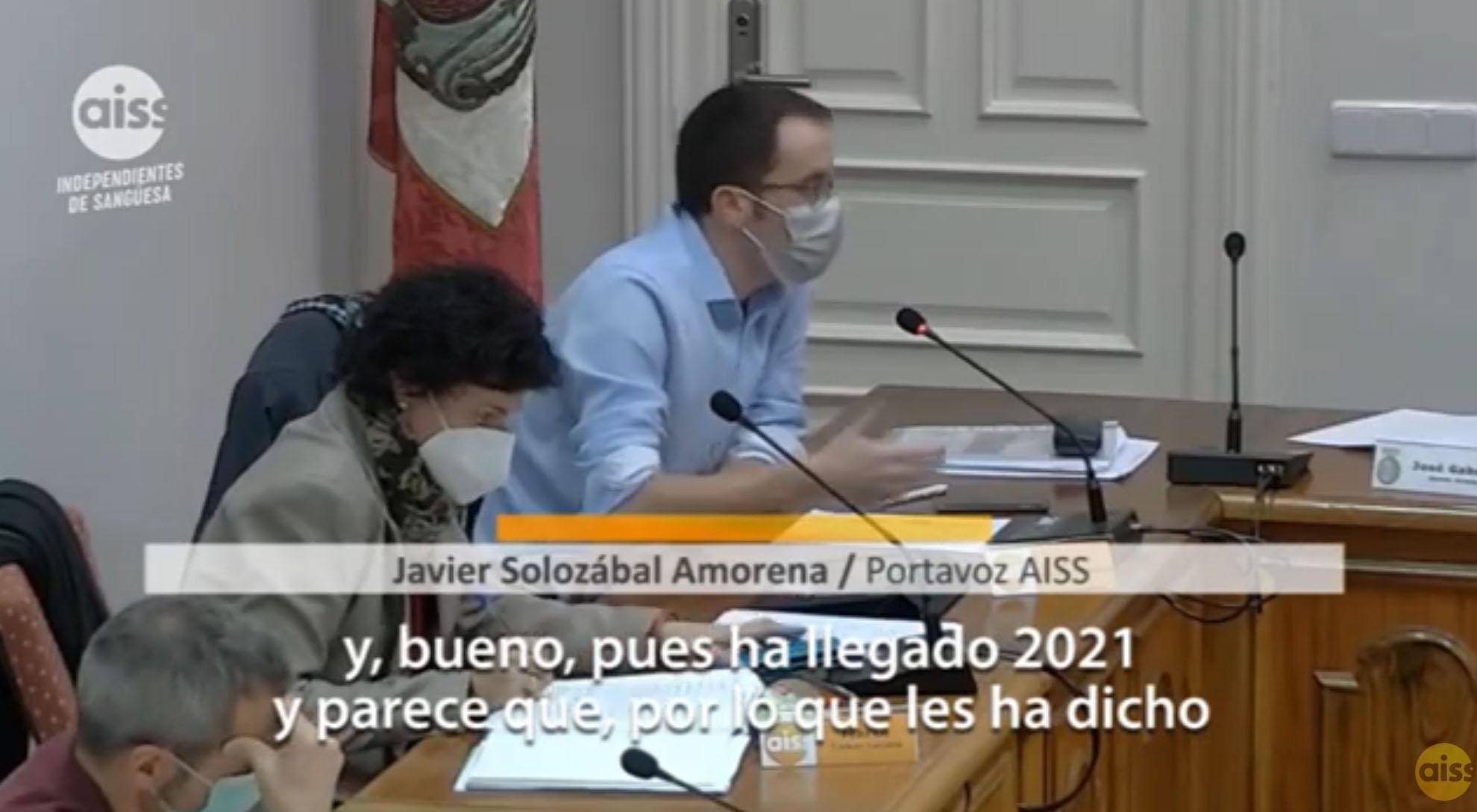 Pleno de febrero: insistimos en el proyecto de ampliación del Polígono Industrial de Rocaforte
