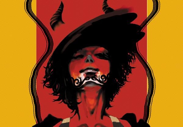 Devil/Photoshop