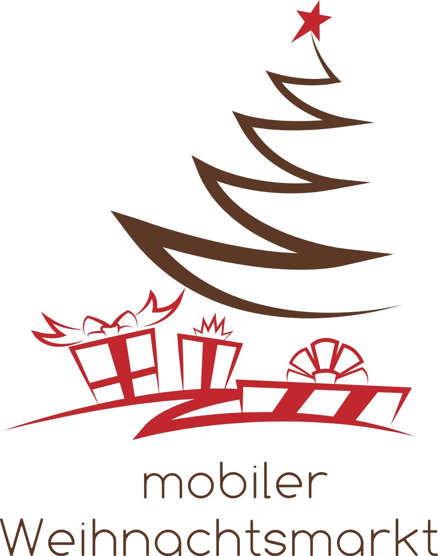 Mobiler Weihnachtsmarkt Logo