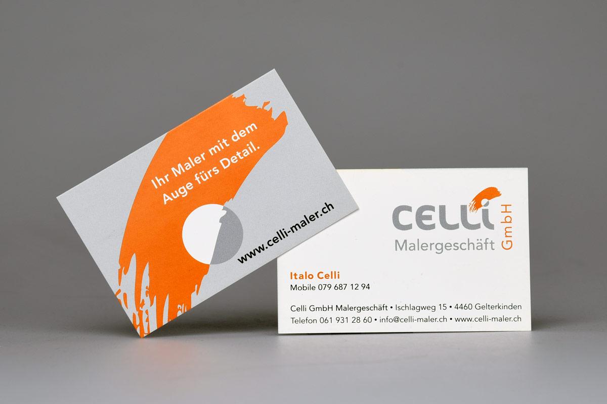 Celli Malergeschäft GmbH
